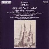 Brian: Symphony No. 1, 'Gothic' di Vladimir Dolezal