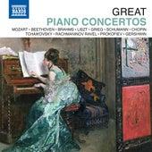 Great Piano Concertos de Various Artists