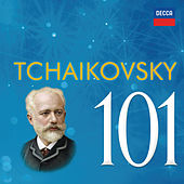 101 Tchaikovsky von Various Artists