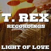 Light Of Love T. Rex Recordings de T. Rex