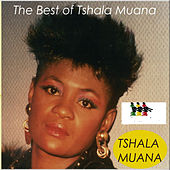 The Best of Tshala Muana by Tshala Muana