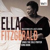 Milestones of a Jazz Legend Ella Fitzgerald sings the Song Book, Vol. 1 by Ella Fitzgerald
