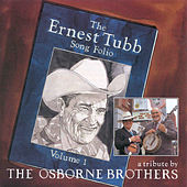 The Ernest Tubb Song Folio by The Osborne Brothers