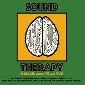 Manjul Meets Fx and Yvo - Sound Therapy de Manjul