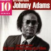 The Great Johnny Adams Jazz Album by Johnny Adams