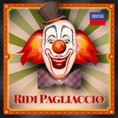 Ridi Pagliaccio  Mario del Monaco interpreta Leoncavallo e il verismo by Mario del Monaco