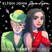 Cold Heart (feat. Dua Lipa) (Claptone Remix) by Elton John