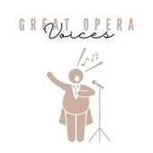 Great opera voices by Various Artists