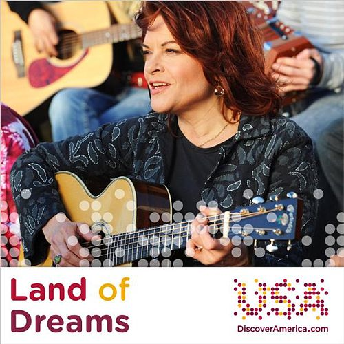 Land of Dreams (with Los Lobos & Bebel Gilberto) by Rosanne Cash