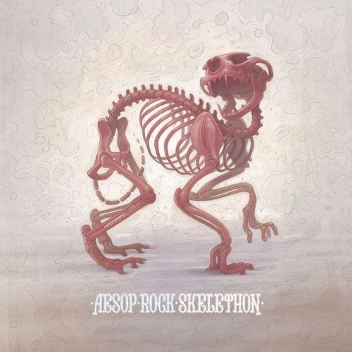 Skelethon by Aesop Rock