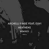 Heathens (Remixes) von Archelli Findz