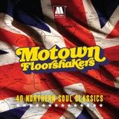 Motown Floorshakers by Various Artists