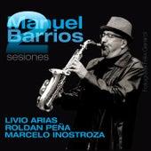 2 Sesiones van Manuel Barrios