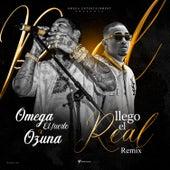 Llego El Real Remix (En Vivo) de Omega El Fuerte
