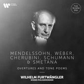 Mendelssohn, Weber, Cherubini, Schumann & Smetana: Overtures & Tone Poems fra Wilhelm Furtwängler