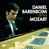 Daniel Barenboim Plays Mozart de Daniel Barenboim