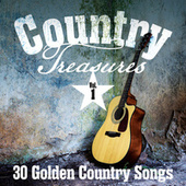Country Treasures: 30 Golden Country Songs, Vol. 1 by Various Artists