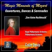 Magic Moments of Mozart: Ouvertures, Dances & Serenades de Colin Davis