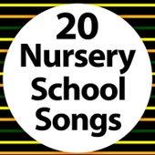 20 Nursery School Songs by The Kiboomers