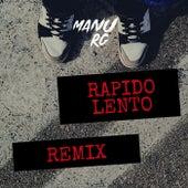Rapido Lento (Remix) de Manu RG