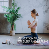 Meditation Music For Sleep And Healing de Massage Tribe