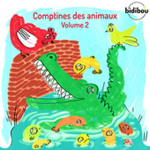 Comptines des animaux Vol. 2 by Bidibou