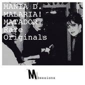 M_SESSIONS - RARE ORIGINALS by Malaria