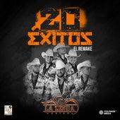 20 Exitos El Remake de La Zenda Norteña