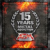 15 Years - Metal Addiction de Various Artists