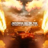 NOVINHA DO TIK TOK VS EU PEGUEI ELA DE QUATRÃO FOI LA NA TRETA de DJ HL De Niterói