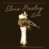 Elvis Presley Live de Elvis Presley