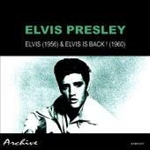 Elvis Presley & Elvis is Back by Elvis Presley
