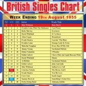 British Singles Chart - Week Ending 19 August 1955 by Various Artists