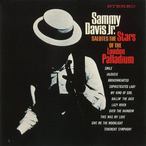 Salutes the Stars of the London Palladium by Sammy Davis, Jr.