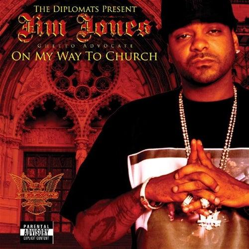 On My Way To Church by Jim Jones