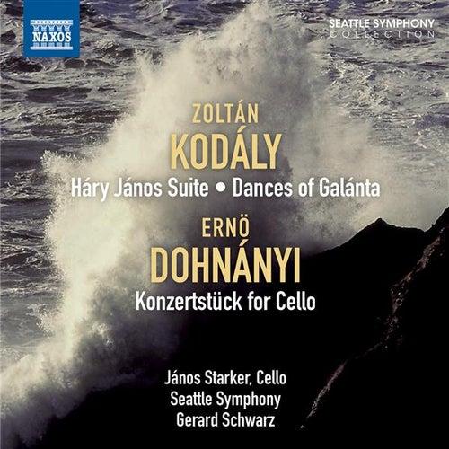 Kodaly: Hary Janos Suite - Dances of Galánta - Dohnanyi: Konzertstück by Various Artists