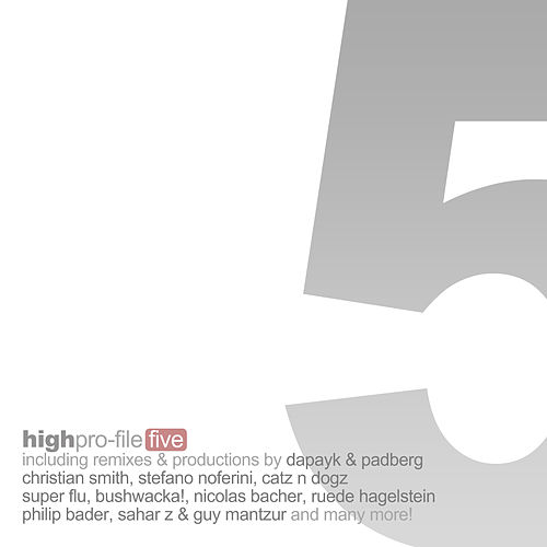 High Pro-File - Five by Various Artists