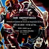 Don Juan / Tod Und Verklarung von L'Orchestre de la Societe des Concerts du Conservatoire de Paris