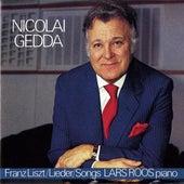 Liszt: Lieder / Songs by Nicolai Gedda
