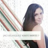 Jaci Velasquez:  Acoustic Favorites EP de Jaci Velasquez