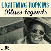 Blues Legends, Vol. 6 by Lightnin' Hopkins