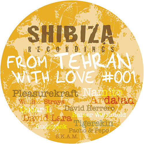 From Theran With Love 001 by Various Artists