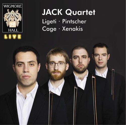 Ligeti / Pintscher / Cage / Xenakis by JACK Quartet