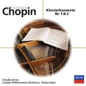 Chopin: Klavierkonzerte Nr. 1 & 2 by Claudio Arrau