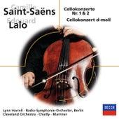 Saint-Saëns, Lalo: Cellokonzerte von Lynn Harrell
