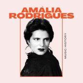 Amália Rodrigues - Music History de Amalia Rodrigues