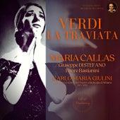 Verdi: La Traviata by Maria Callas