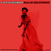 Ella in Hollywood by Ella Fitzgerald