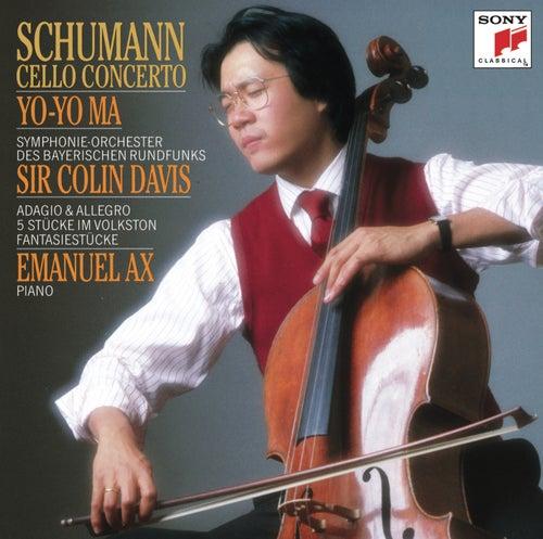Schumann: Cello Concerto; Adagio & Allegro; Fantasiestücke (Remastered) by Yo-Yo Ma