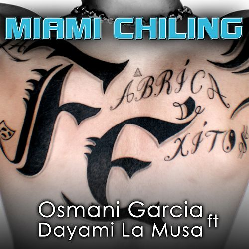 Miami Chiling by Osmani Garcia